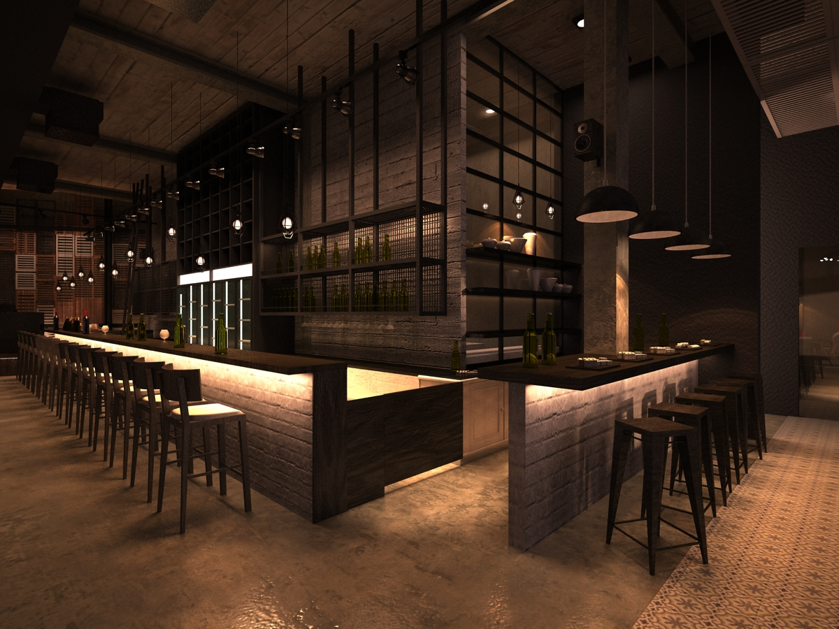Doors Tapas Bar In Phnom Penh Cambodia Architecture Interiors Graphics Fashion Furniture Products